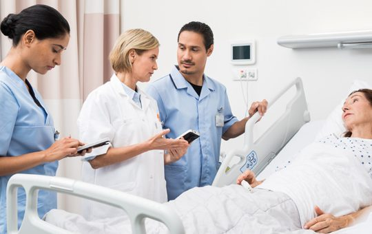 hospital maintenance service